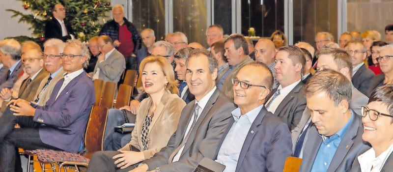 Politprominenz in Bornheim