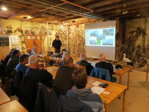 Förderung der Biodiversität durch Landschaftspflege